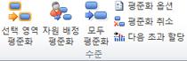 수준 그룹 그래픽