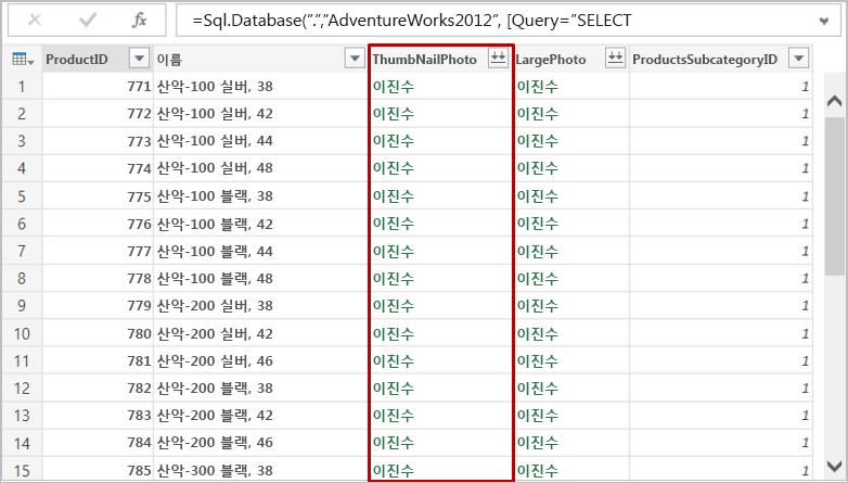 SQL 데이터베이스