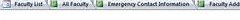 탭 문서 옵션을 선택한 경우 열린 개체가 표시되는 방식의 이미지