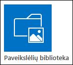 Paveikslėlių biblioteka