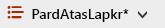 """""""SharePoint Online"""" rodinio parinkčių mygtukas su žvaigždute"""
