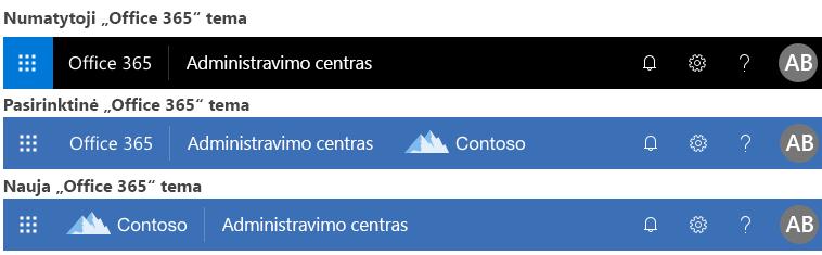 """""""Office 365"""" temos keitimo pavyzdys"""