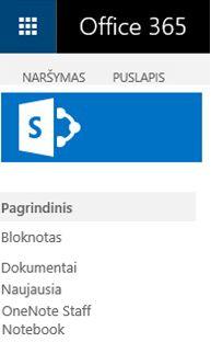 """""""SharePoint"""" saito radimas"""