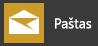 """Rodoma pašto programa, skirta """"Windows 10"""", kai ji yra """"Windows"""" pradžios meniu"""