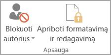 Dokumento apsauga