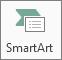"Visą ""SmartArt"" mygtukas"