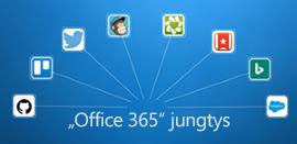 """""""Outlook"""", skirtos """"Mac"""" papildiniai"""