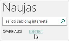 """""""Publisher"""" įtaisytųjų šablonų kategorijų ekrano nuotrauka."""