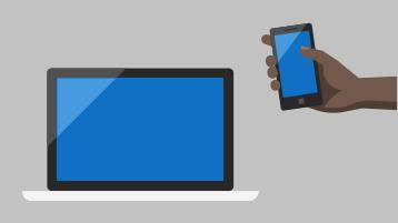 Mobili iliustracija