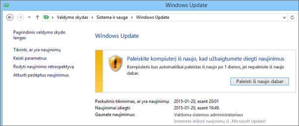"""Windows Update"""