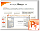 """""""PowerPoint 2010"""" perkėlimo vykdymo vadovas"""