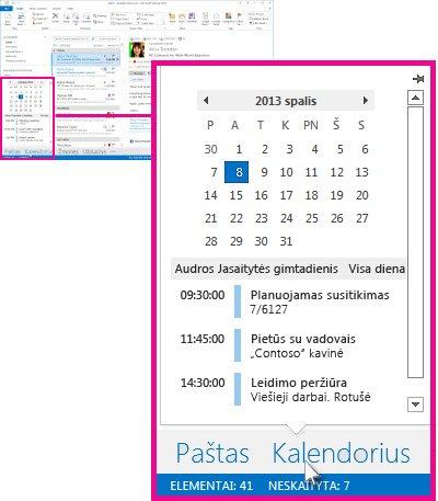 Kalendoriaus santrauka