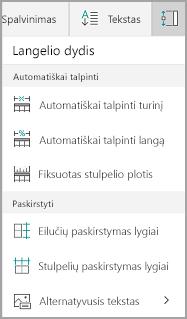 Windows Mobile mygtuko paveikslėlis