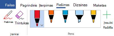 """Rašymo stiliumi įrankiai """"Office 365"""""""