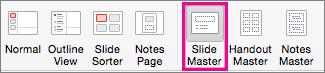 """""""PPT for Mac"""" komanda Skaidrių ruošinys"""