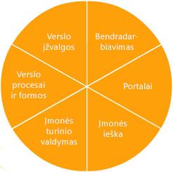"""""""SharePoint server 2007"""" funkcijos"""