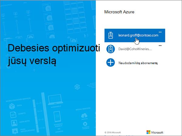 Azure-BP-konfigūravimas 1 1