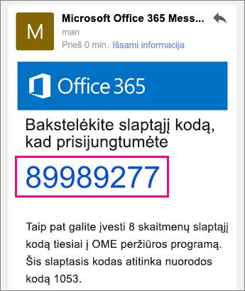 """OME peržiūros su """"Gmail"""" 4"""