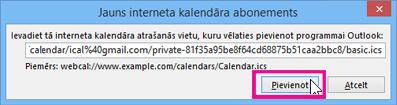 interneta kalendāra abonements