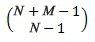 COMBINA vienādojums