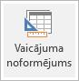 Vaicājuma noformējuma lentes ikona