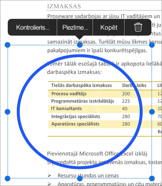Rediģēt PDF atzīmes