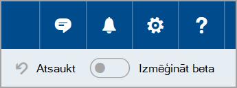 Pievienošanās Outlook.com beta