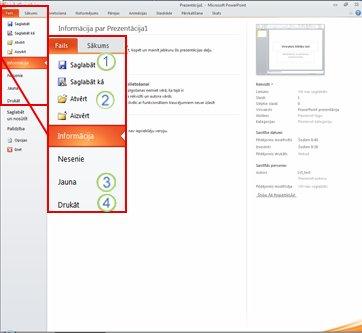 PowerPoint 2010 lentes cilne Fails