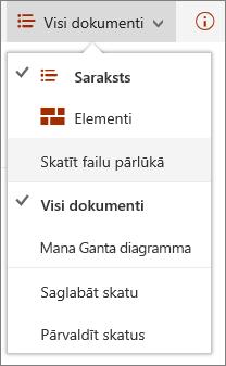 SharePoint Online skati programmā Internet Explorer 11