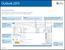 Outlook2013 īsā lietošanas pamācība