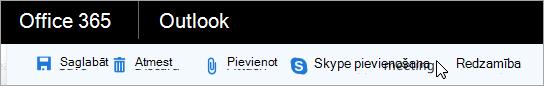Skype sapulces pievienošana e-pastam