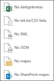 Datu ieguve no faila