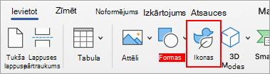 Atlasiet ikonas.