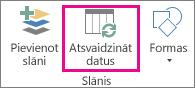 SmartArt grafikas izkārtojums