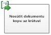 nosūtīt dokumentu kopu uz krātuvi