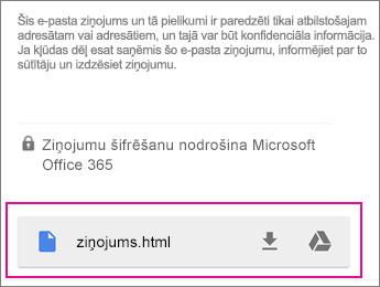 OME skatītājs ar Gmail Android 1