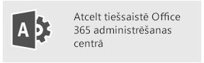 Atcelt tiešsaistē Office365 administrēšanas centrā