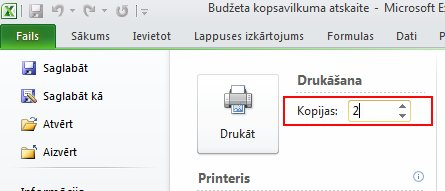 In the Copies box, specify the number of copies to print.