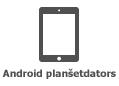 Android planšetdatora ikona