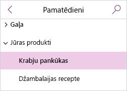 Koplietotās darbgrāmatas lapu saraksts, kurā nelasītie lapu nosaukumi tiek parādīti treknrakstā.