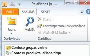 SharePoint darbvieta, kas apzīmēta ar sinhronizācijas kļūdas ikonu