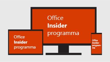 Office Insider programma.