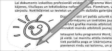 Tiek rādīta Laso atlase dokumentā