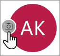 Atlasiet kameras ikonu, lai pievienotu fotoattēlu