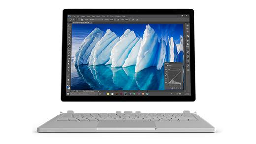 SurfaceBookPB-planšetdatora Mode_en