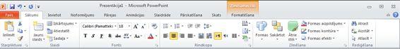 Lync ikonas ekrānuzņēmums