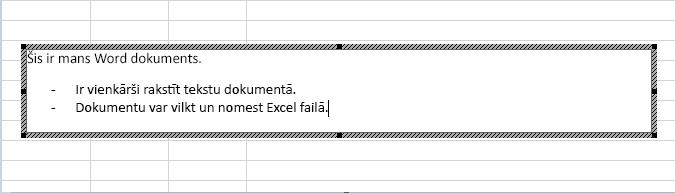 Šis iegultais objekts ir Word dokuments.