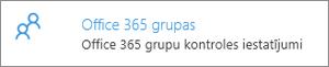 Office365 grupas