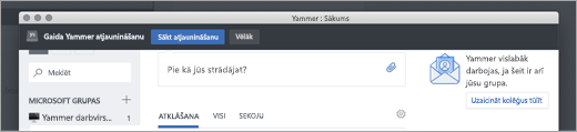Yammer App atjauninājumiem