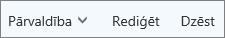 Outlook.com komandjosla: kontaktpersonu pārvaldība, rediģēšana vai dzēšana